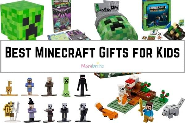 Best Minecraft Gifts for Kids