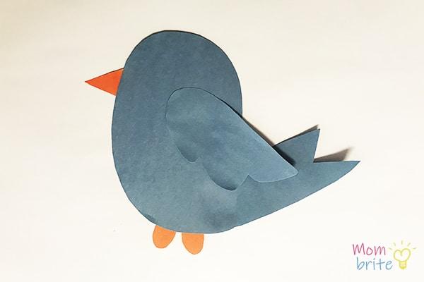 Bird Craft Glue Beak