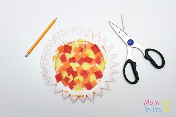 Cut Sun Rays with Scissors