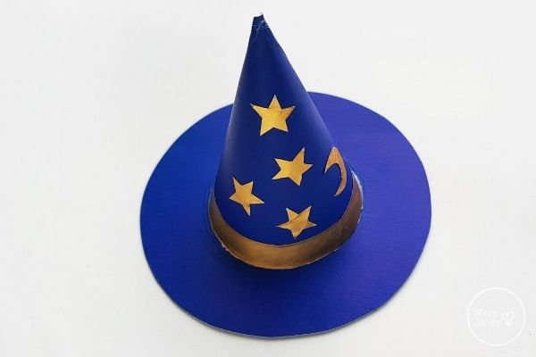 Decorate Wizard Hat