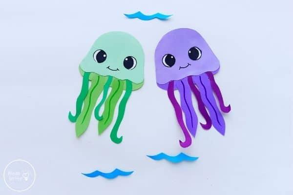Jellyfish Craft Featured Image