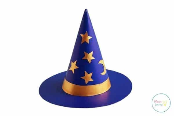 Paper Wizard Hat