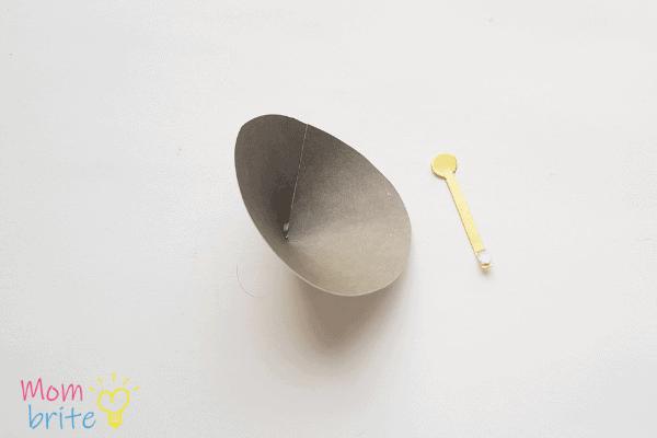 Toilet Paper Roll Satellite Craft 2
