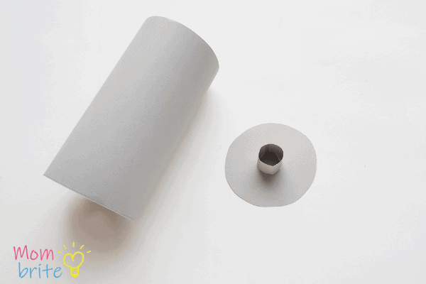 Toilet Paper Roll Satellite Craft 3