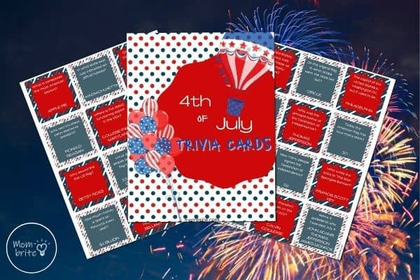 4th of July Trivia Questions for Kids