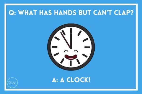 Clock Jokes for Kids