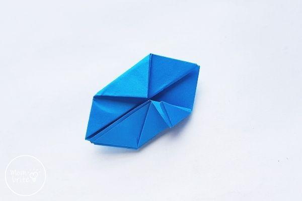 Origami Balloon Step 10
