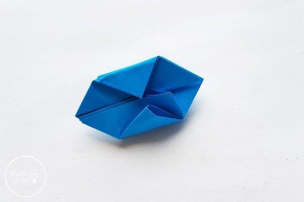 Origami Balloon Step 11