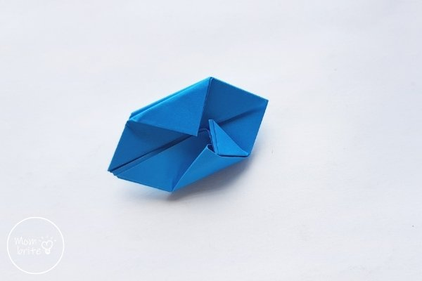 Origami Balloon Step 12