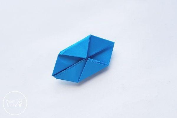 Origami Balloon Step 13