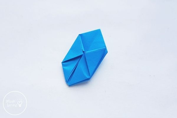 Origami Balloon Step 14