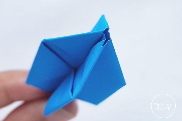 Origami Balloon Step 15