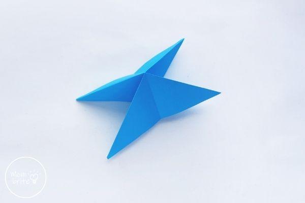 Origami Balloon Step 3