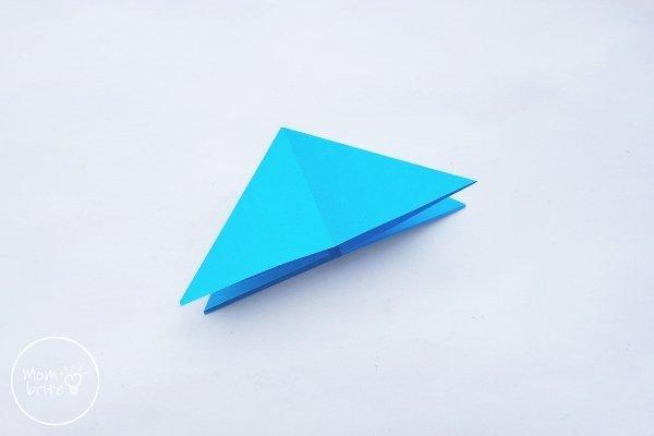 Origami Balloon Step 4