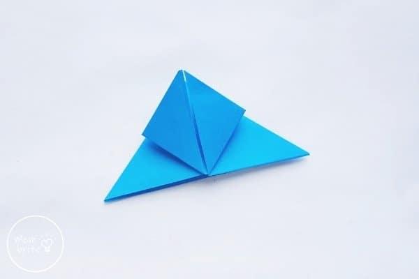 Origami Balloon Step 5