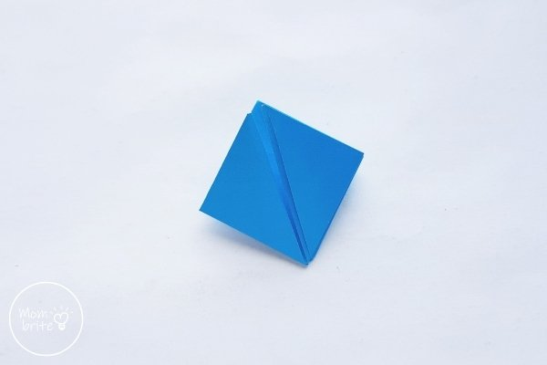 Origami Balloon Step 6