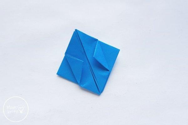 Origami Balloon Step 7