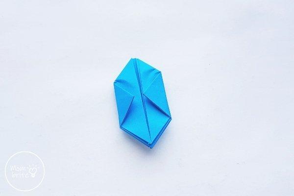 Origami Balloon Step 8