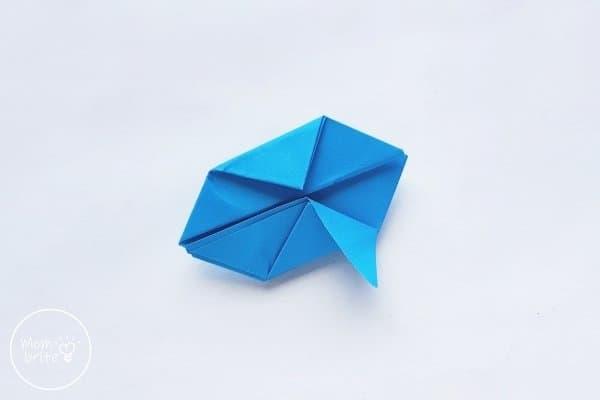 Origami Balloon Step 9