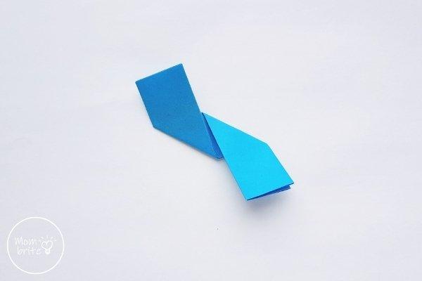 Origami Ninja Star Step 7