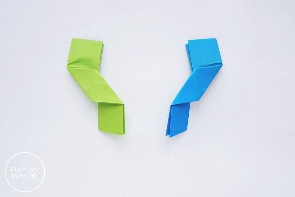 Origami Ninja Star Step 8