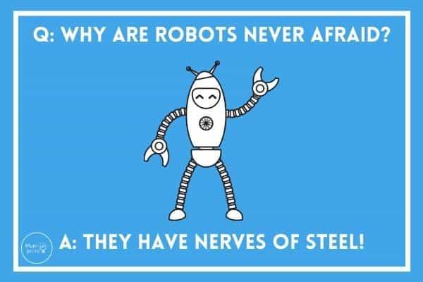 Robot Jokes for Kids