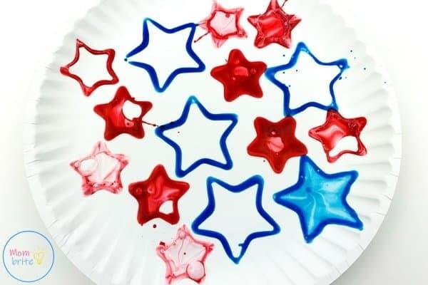 4th of July Preschool Craft