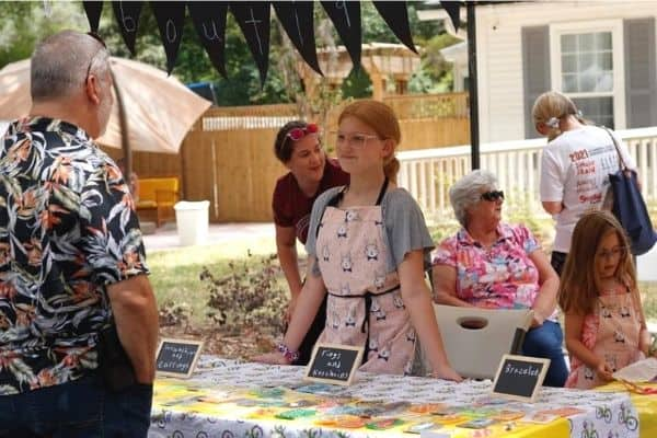 Acton Children's Business Fair Example