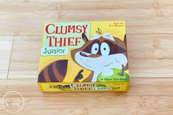 Clumsy Thief Junior Box