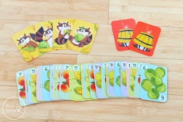 Clumsy Thief Junior Cards