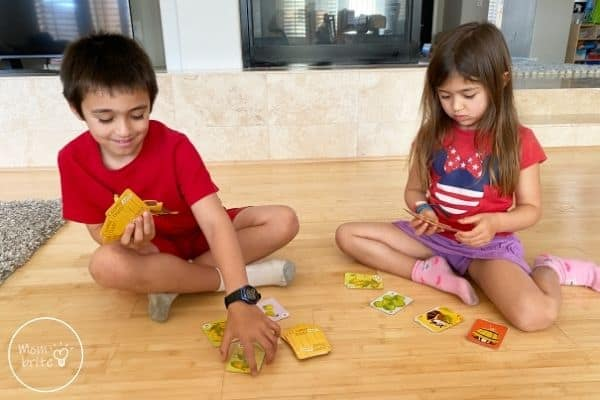 Clumsy Thief Junior Kids Playing