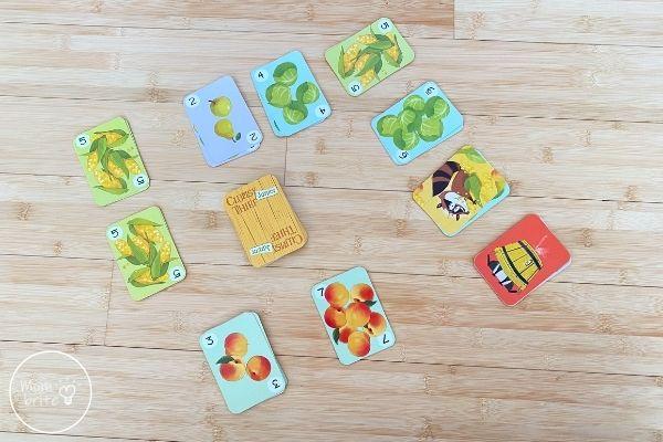 Clumsy Thief Junior Sum 10 Cards