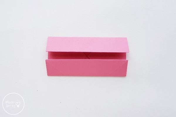 Origami Box with Lid Step 4