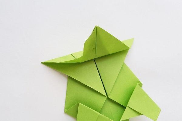 Origami Turtle Step 10
