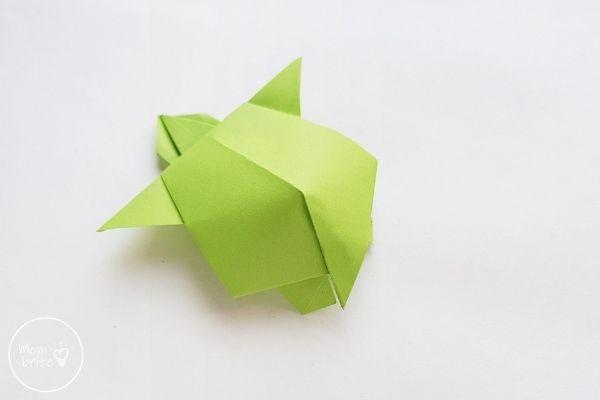 Origami Turtle Step 14