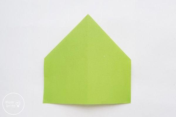 Origami Turtle Step 3