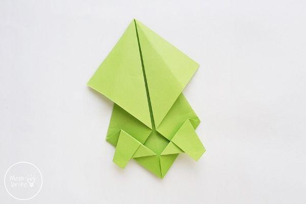 Origami Turtle Step 7
