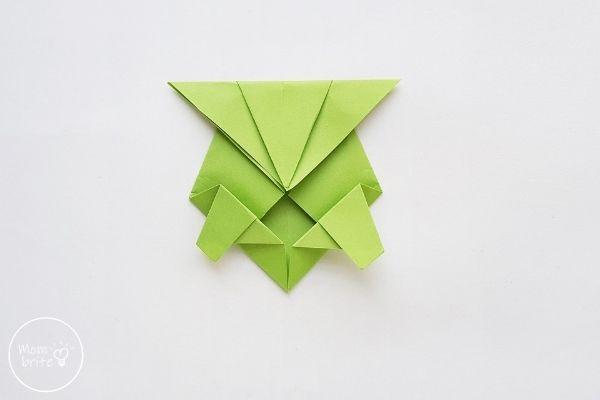 Origami Turtle Step 8