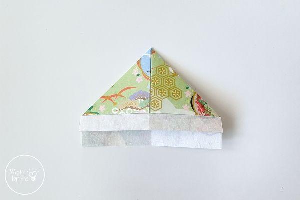 Paper Hat Step 7