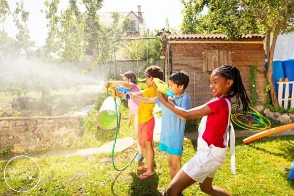 Summer Bucket List for Kids Featured Image