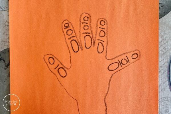 X-Ray Craft Draw Phalanges