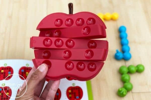 Apple Twist 3D Game Board