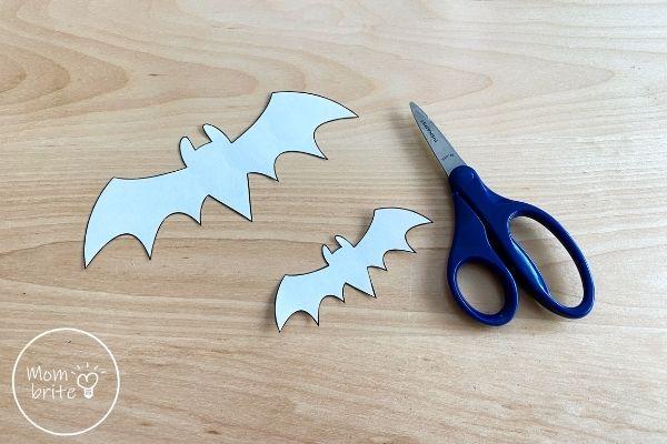 Bat Template Cut Out Patterns