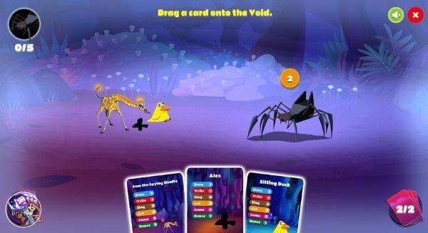 Night Zookeeper Void Battle