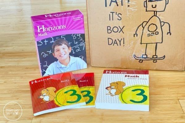 Timberdoodle 2nd Grade Curriculum Horizons Math