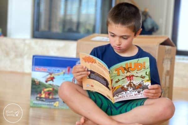 Timberdoodle 2nd Grade Curriculum Reading Physics Comics
