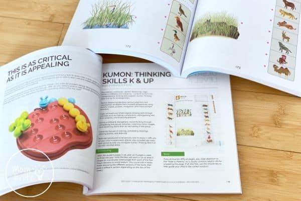Timberdoodle Kindergarten Handbook