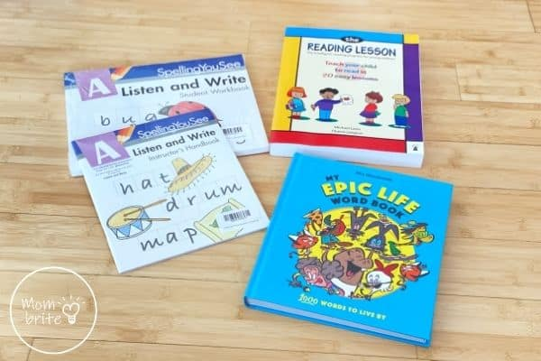 Timberdoodle Kindergarten Language Arts