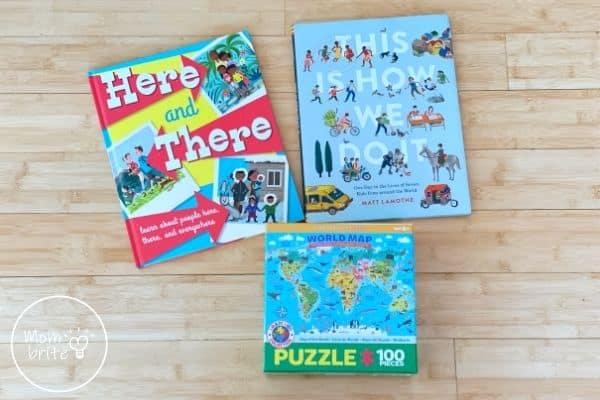 Timberdoodle Kindergarten Social Studies and Geography