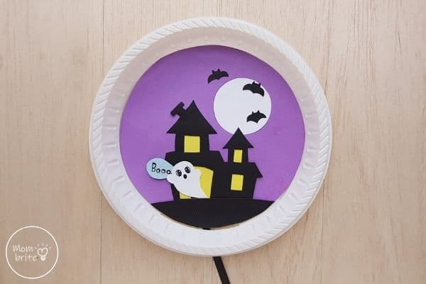 Halloween Haunted Mansion Craft